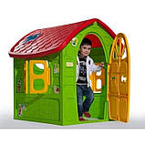 Дитячий ігровий будиночок Dorex для дівчинки (рожевий), фото 5