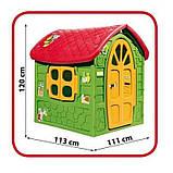 Дитячий ігровий будиночок Dorex для дівчинки (рожевий), фото 6