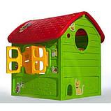 Дитячий ігровий будиночок Dorex для дівчинки (рожевий), фото 4
