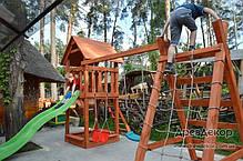 """Детский игровой комплекс из дерева """"Промо"""", фото 3"""
