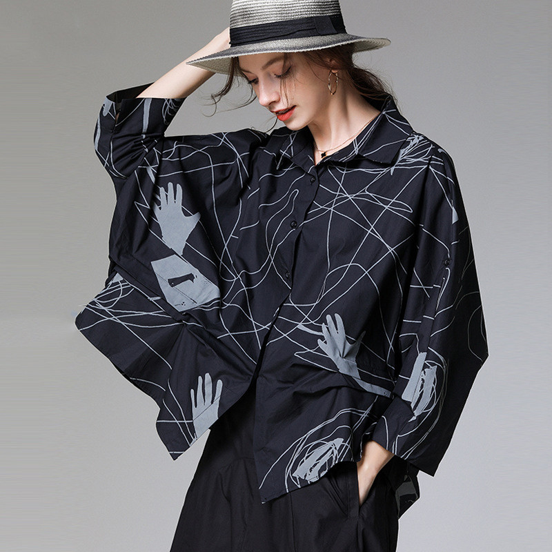 Стильная женская рубашка оверсайз 44-50 (в расцветках)
