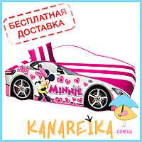 Детская кровать для девочки Minnie Elite в 2 цветах