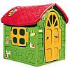 Детский игровой домик Dorex (зеленый)
