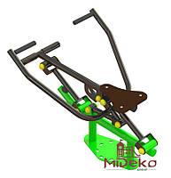 Гребний тренажер MIDEKO, фото 1