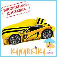 Машинки детские кровати Lamborghini Elite в 2 цветах