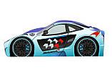 Кровать машина McLaren машинка серии Бренд Макларен скоростной, фото 2