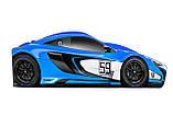 Кровать машина McLaren машинка серии Бренд Макларен скоростной, фото 8