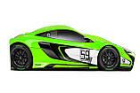Кровать машина McLaren машинка серии Бренд Макларен скоростной, фото 10