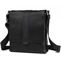 Мужской Мессенджер Tiding Bag M2837A Черный (M2837A) КОД: M2837A