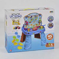 Тесто для лепки Kids Toys со столиком и аксессуарами (1-66375) КОД: 1-66375