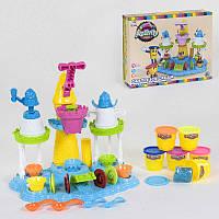 Тесто для лепки  Kids Toys Замок мороженного (1-67555) КОД: 1-67555