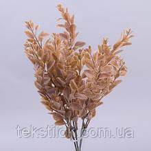 """Букет травы """"майоран"""" коричневый - зелень искусственная"""