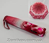 """Маленький складаний парасолька з карбонової спицею від фірми """"SL""""."""