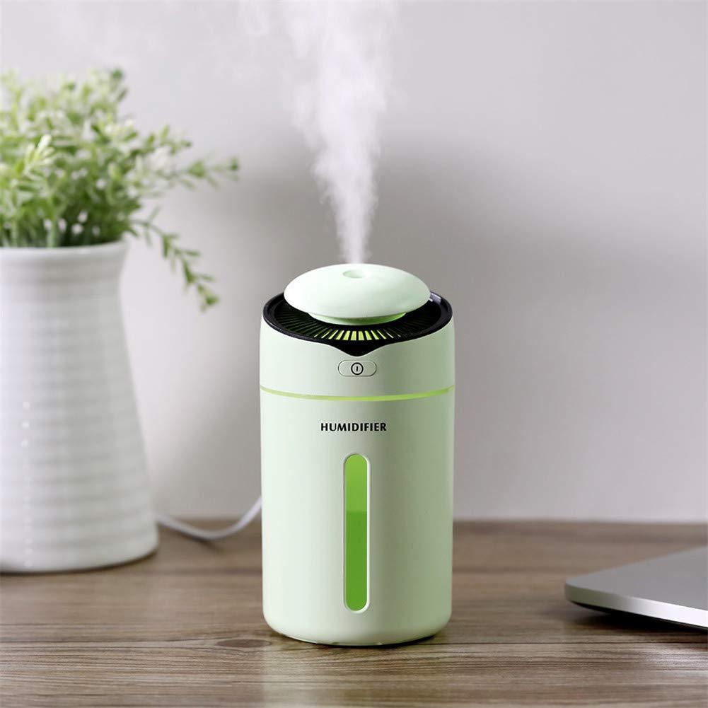 Увлажнитель и ночник 2 в 1 color cup humidifier