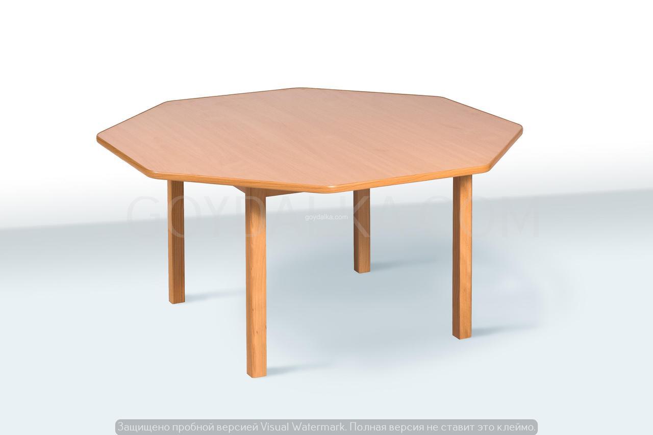 Стол восьмиместный (500/445/565 * 1080 * 1080)