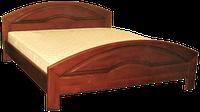 Кровать из массива Кармен-2  двуспальная