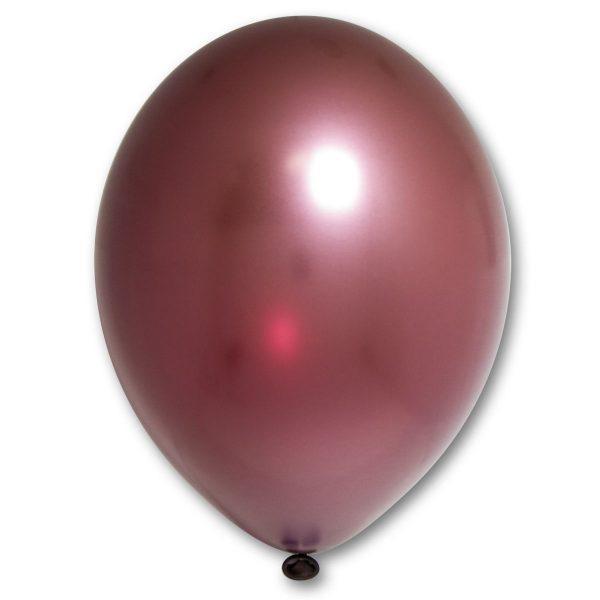 "Латексный шар бургундия металлик В85/147/ 10"" Belbal"