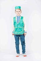 """Костюм """"Маленький продавець"""" (жилетка, пілотка) , хлопчик  3-7 р. АКЦІЯ -25% до 03.04.20, фото 1"""