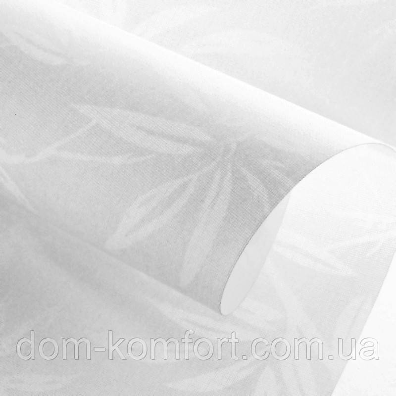 Рулонные шторы BAMBOO листья и побеги Бамбука