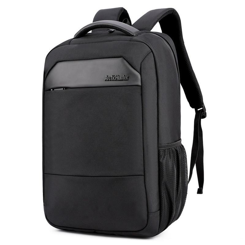"""Классический дорожный рюкзак Arctic Hunter B00111С для ноутбука до 15,6"""", влагозащищённый, 25л"""