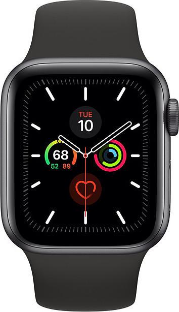 Часы Smart Watch Series 5 black Гарантия 12 месяцев