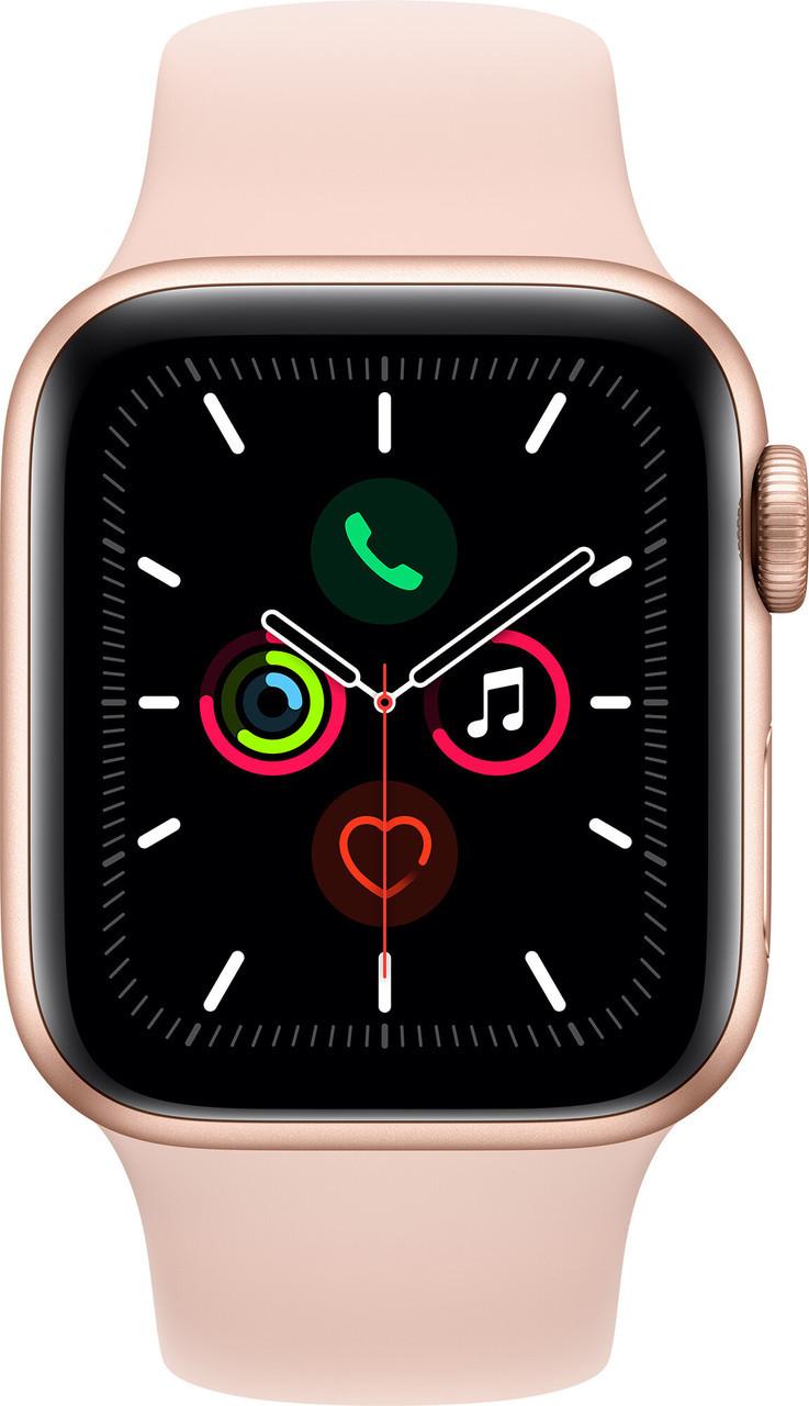 Часы Smart Watch Series 5 gold Гарантия 12 месяцев