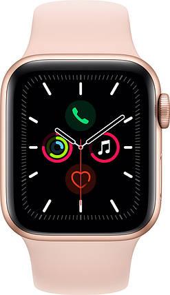 Часы Smart Watch Series 5 gold Гарантия 12 месяцев, фото 2