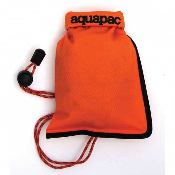 Водонепроницаемый чехол Aquapac Small Stormproof Pouch orange (036)