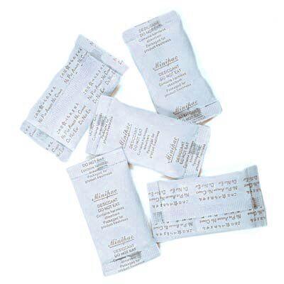 Набор пакетиков с влагопоглотителем Aquapac Desiccant Sachets (905)