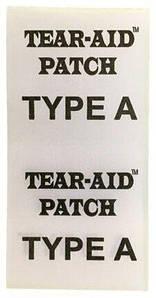 Набор латок для термополиуретана Aquapac Puncture Patches™ for TPU (900)