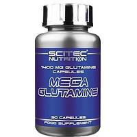 Аминокислоты (глутамин) Scitec Nutrition Mega Glutamine 90 caps