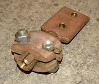 Зажим аппаратный штыревой АШМ-30-1