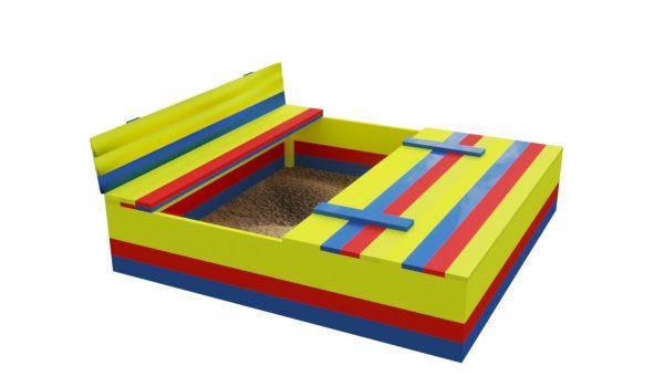 Песочница с навесом, фото 2