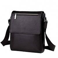 Мужской мессенджер Tiding Bag Черный (M2994A) КОД: M2994A