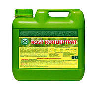 Органо-минеральное удобрение Rost концентрат универсальное NPK 5.5.5, 10 л