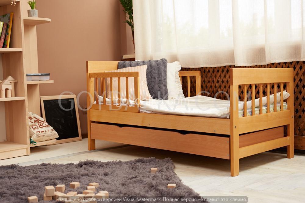 Кровать «TEXAS» (700 * 1400) (бук)