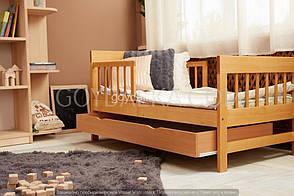 Кровать «TEXAS» с ящиком (700 * 1400) (бук), фото 3
