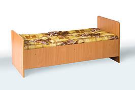 Кровать детская одноярусная (600-1400) ДСП