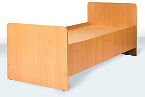 Кровать детская одноярусная (600-1400) ДСП, фото 2