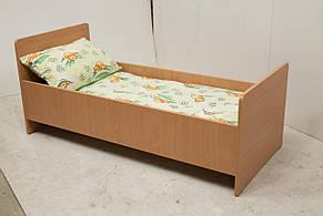 Кровать детская одноярусная (600-1400) ДСП, фото 3
