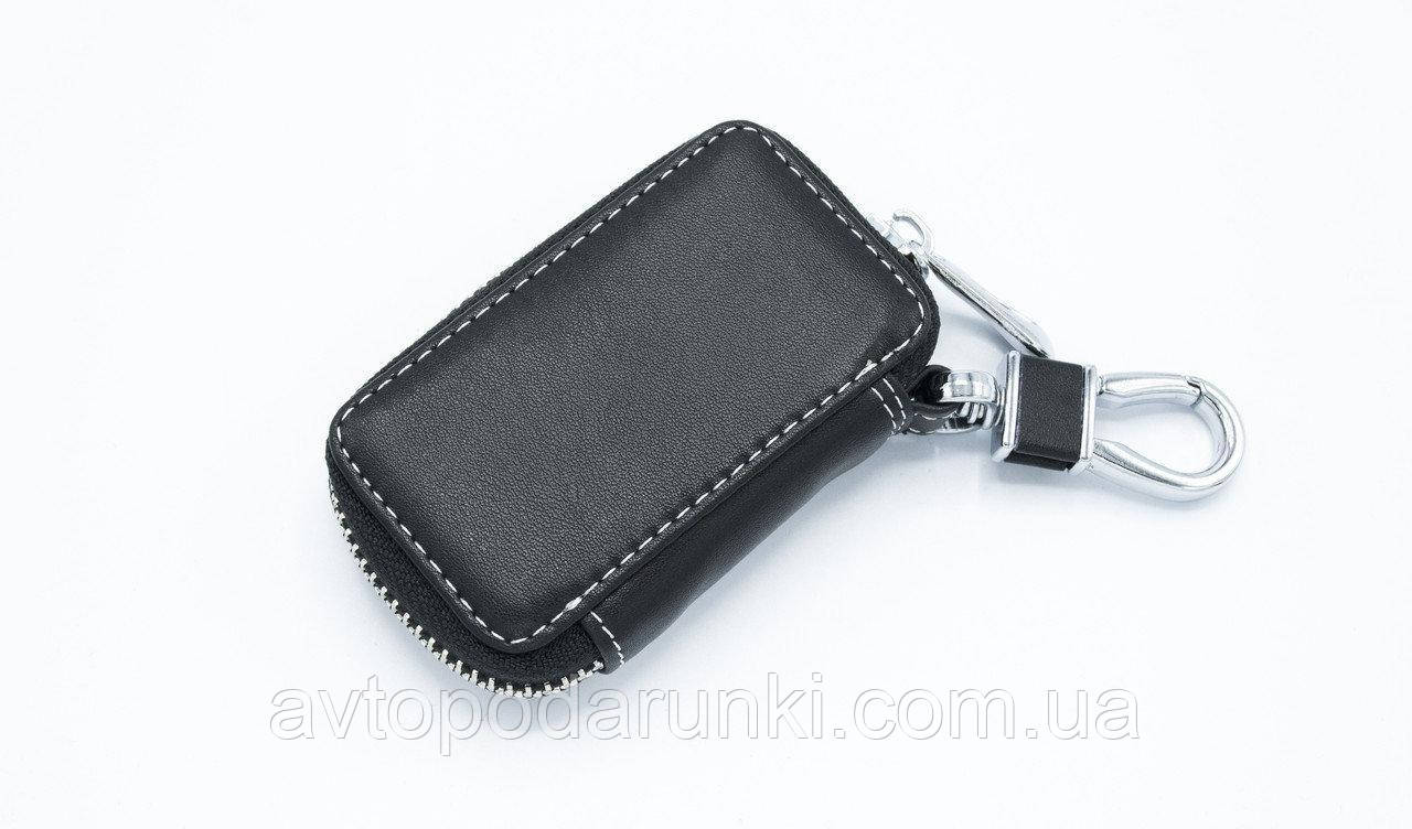 Ключница Carss с логотипом SUZUKI 24011 черная