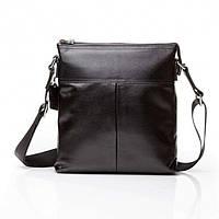 Мужской мессенджер Tiding Bag Черный (M6969-1A) КОД: M6969-1A