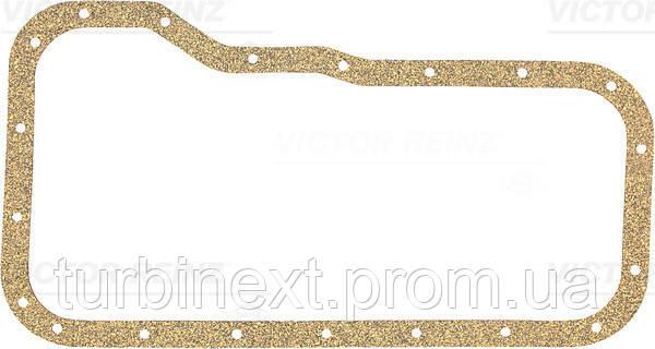 Прокладка поддона картера пробковая FIAT 128 INNOCENTI ELBA VICTOR REINZ 71-12929-00