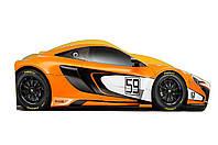 Кровать машина McLaren машинка серии Бренд Макларен скоростной, фото 1