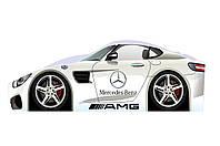 Кровать машинка Мерседес машина серии Бренд Mercedes Benz, фото 1