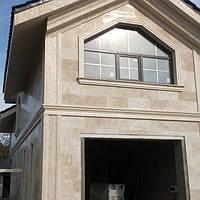 Фасадные материалы и работы