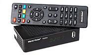 World Vision T62D3 - Т2 Тюнер DVB-T2/C IPTV, фото 1