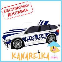 Машинки детские кровати Police серии Premium