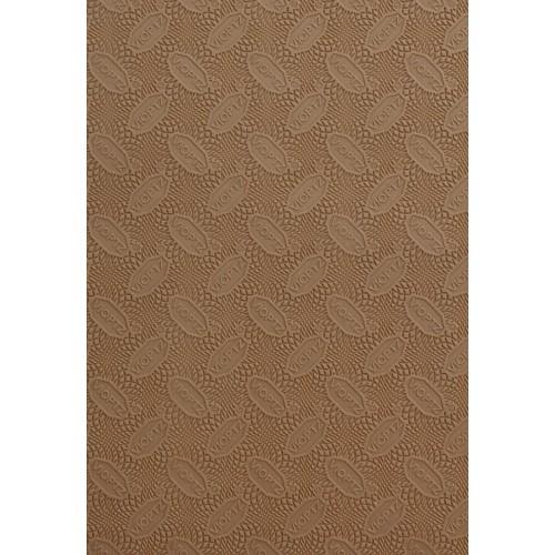 "Набоечная резина ""VIOPTZ"" 570mmx380mmx6,2mm светло коричневый, Премиум класса"