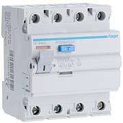 Пристрої захисного відключення 4P 300mA - тип А
